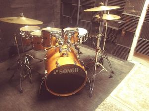 Complete Sonor Force 2007 Birch for Sale in Fort Lauderdale, FL
