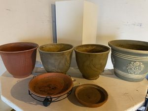 Plant pots for Sale in Mentor, OH