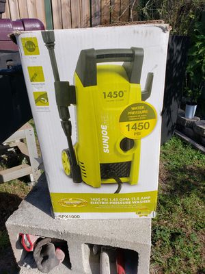 Electric pressure washer for Sale in Tampa, FL