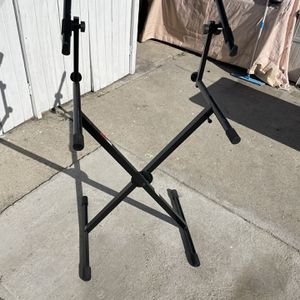 Proline Keyboard/Guitar Stands for Sale in Carson, CA