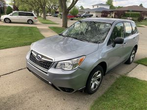 2014 Subaru Forester AWD for Sale in Sterling Heights, MI