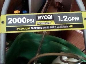 Ryobi pressure washer for Sale in Richmond, CA