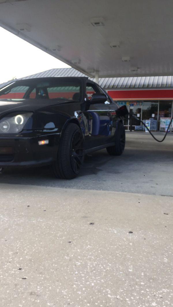 1997 Honda prelude turbo