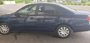 Blue 2006 Toyota Camry for Sale in Riverview, FL
