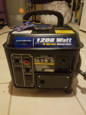 EAGLE RIVER.GENERATOR for Sale in West Chicago, IL