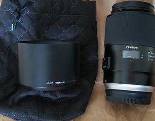 Tamron Macro LENS 90MM Canon F017 for Sale in Lynnwood,  WA
