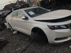FOR PARTS ONLY 2014 CHEVY IMPALA for Sale in Melvindale, MI