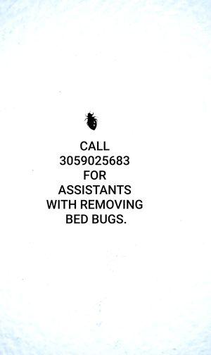 BedBug Removal for Sale in Pembroke Pines, FL