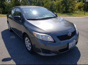 2010 Toyota Corolla manual- 125k miles. $4,200 firm for Sale in Fairfax, VA