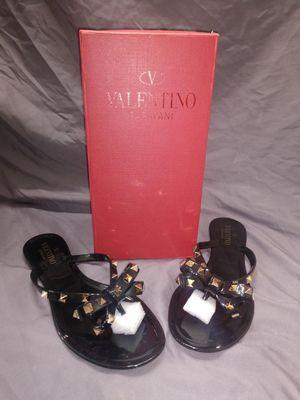 Valentino Garavani Black size EU41/US10 for Sale in Las Vegas, NV