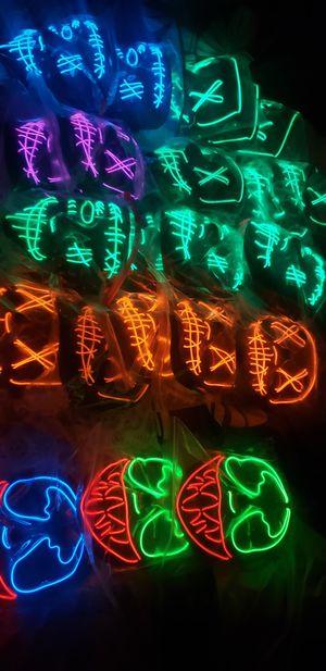 Halloween Led Mask for Sale in Phoenix, AZ