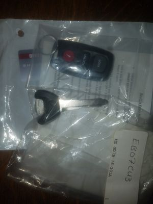Mazda Protege blank key and keyfob for Sale in Tacoma, WA