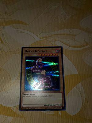 Yugioh! Dark Magician 1st Edition Rare for Sale in Vista, CA