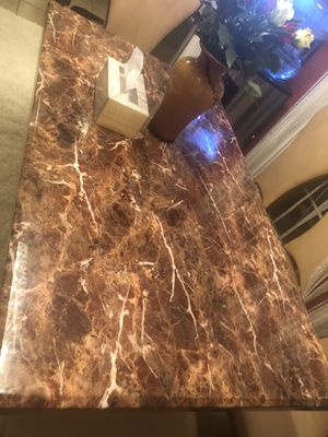 Dining table with 6 chair for Sale in Smyrna, TN