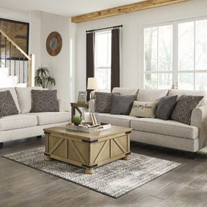 2 set beige sofa relatively new (5 months) for Sale in Gaithersburg, MD