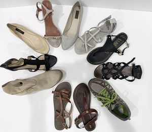 Multiple Shoes for Sale: Boots, booties, sandals, athletic shoes, heels for Sale in Phoenix, AZ