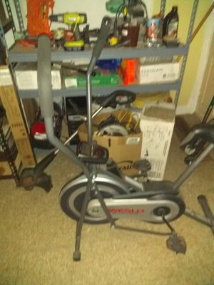 Weslo great exercise bike for Sale in Cleveland, OH