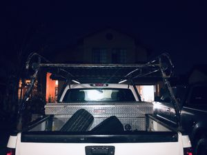 Tool box and ladder rack for Sale in Chula Vista, CA