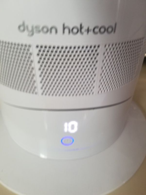 Dyson WORKS NO REMOTE AS IS