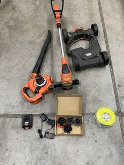 Cordless Lawn Mower Weed Eater And Leaf Blower for Sale in Las Vegas,  NV