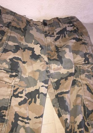 Levi's camo cargo pants for Sale in San Diego, CA