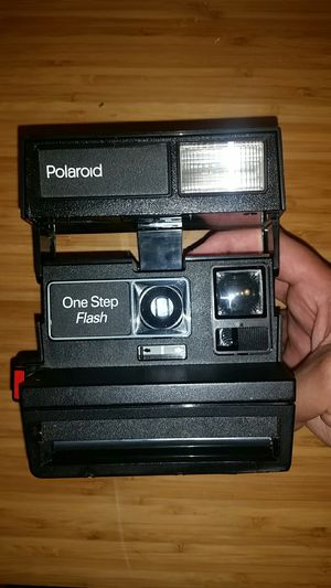 Polaroid Film camera working and tested. for Sale in Chicago, IL