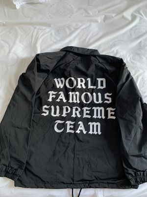 Supreme World Famous Coaches Jacket for Sale in New York, NY