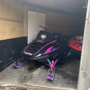 Snowmobile for Sale in Edgewood, WA