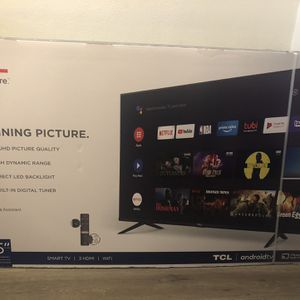 """TCL 65"""" Smart Tv for Sale in Fresno, CA"""