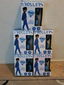 New Rollers Light Up Heel Skates ($15 Value) for Sale in Ripon,  CA