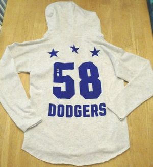 New Victoria secret mlb dodger medium for Sale in Los Angeles, CA