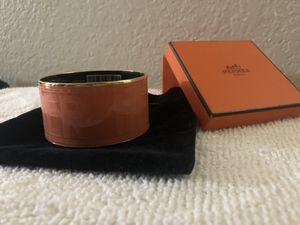 Hermes Enamel Bangle for Sale in Stanton, CA