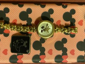 Disney Mickey Mouse Watch, Vintage MM Pin & MM I phone 6S Phone Case for Sale in Palm Bay, FL