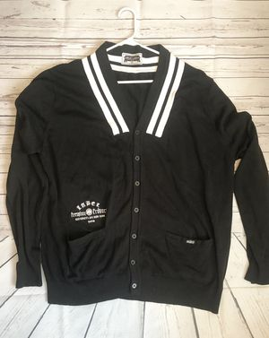 Blac label men's cardigan for Sale in Madison Heights, MI