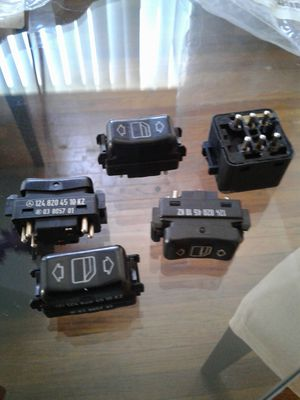 Mercedes-Benz power control switches for Sale in West Hollywood, CA