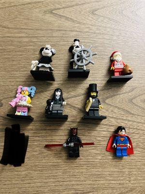 Lego Minifigs for Sale in El Cajon, CA