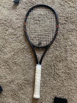 Wilson Burn FST 95 Tennis Racket for Sale in Phoenix, AZ
