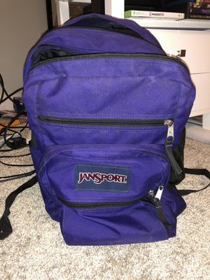 Jansport Double Zip Backpack! for Sale in Richmond, VA