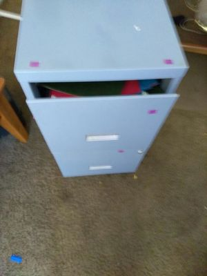 Metal filing cabinet for Sale in Cleveland, OH