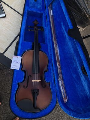 Fever violin with case bow and rosin available in different sizes for Sale in South Gate, CA