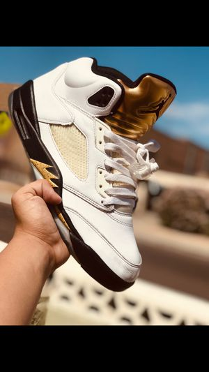 Jordan 5 Retro Olympic for Sale in Phoenix, AZ