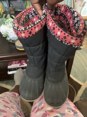 Kids winter/snow boots for Sale in Buffalo, NY