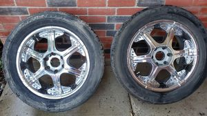 Chrome 20's for Sale in Arlington, TX