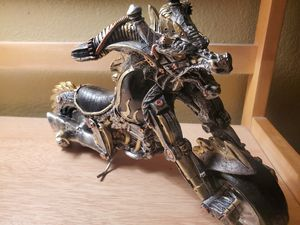 Motorcycle dragon handle statue collective for Sale in Yuma, AZ