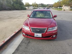 2011 Hyundai Azera Limited - Fully loaded- New Tires Low Miles for Sale in Pala, CA