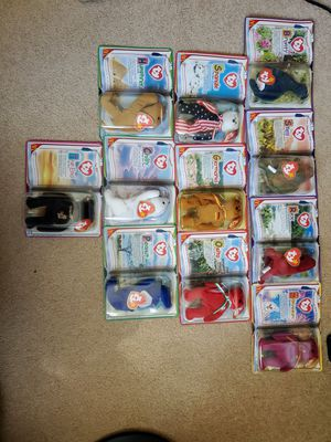 McDonald's Teenie Beanie Babies 2000 for Sale in Torrance, CA