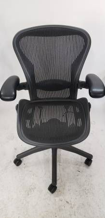Herman Miller Aeron Ergonomic Office Task Chairs for Sale in Queens, NY