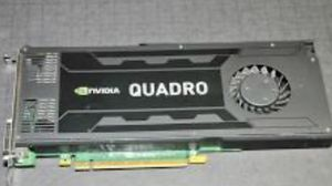 Editing CAD Graphics Card. Quadro K4000 for Sale in Saint Charles, MO