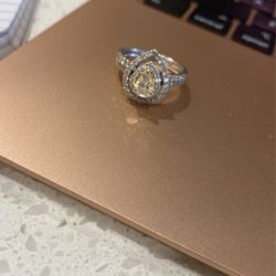 Engagement Ring & wedding Band for Sale in Chamblee,  GA