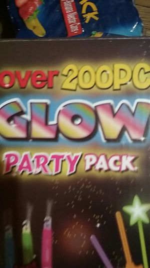 Glow stick party pack for Sale in Long Beach, CA